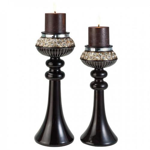 Furniture of America - Patrice Candle Holder Set (4/box)