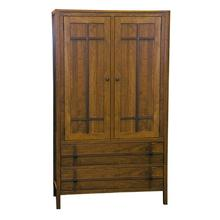 Cabot 2-Piece Armoire