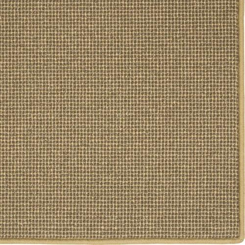 "Needlepoint 3 Coffee Bean 18""x18"" Sample / Serge"