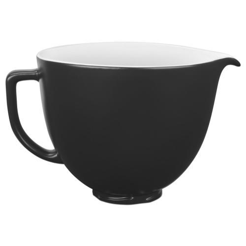 KitchenAid Canada - 5 Quart Ceramic Bowl - Black Matte