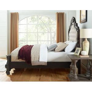 Rhapsody Queen Panel Bed