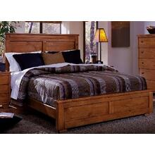 4/6-5/0 Full/Queen Headboard - Cinnamon Pine Finish