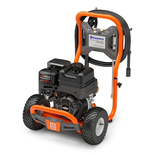 3200 PSI Horizontal Shaft Gas Pressure Washer