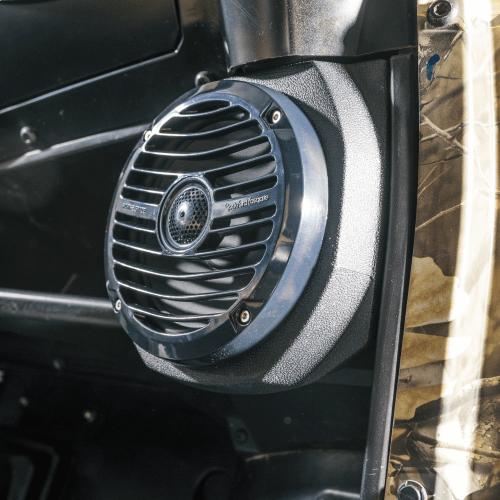 Rockford Fosgate - Stereo and front lower speaker kit for select RANGER® models