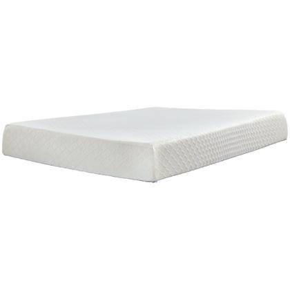 10 Inch Chime Memory Foam Queen Mattress In A Box