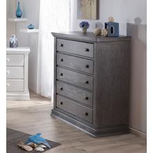 See Details - Modena 5-Drawer Dresser
