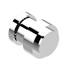 Door handle (1 side) - 7 mm spindle