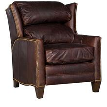 Santorini Leather Recliner