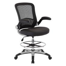 See Details - Mesh Back Drafting Chair