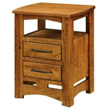 See Details - Homestead Nightstand with Tray