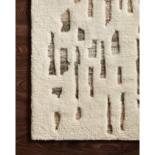 BEN-06 Ivory / Forest Rug