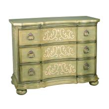 See Details - ARGENT SCROLL CHEST