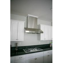 Imperial 1900PSB-10-8 Under Cabinet or Wall Mount Range Hood w/ Baffle Filters