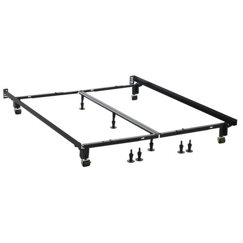 MEGA Multi-fit Ds Bed Frame, Twin/full/queen/king/california King