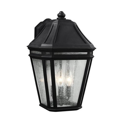 Londontowne Large Lantern Black