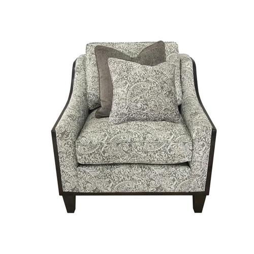 Stone Accent Chair