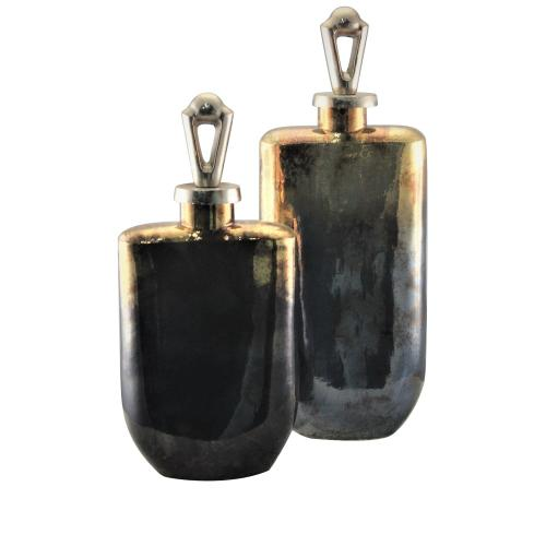 Crestview Collections - Beaumont Lidded Containers