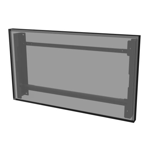 "Outdoor Tilt Wall Mount, Landscape, for the LG 55"" XE4F-M Series High Brightness Outdoor Display"