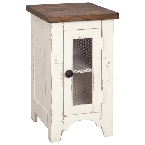 Wystfield Chairside End Table