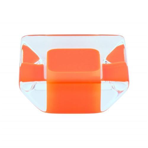 Core Acrylic Orange Knob