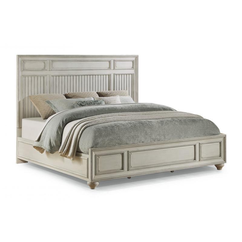 Harmony Queen Panel Bed
