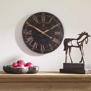 "See Details - Bond Street 18"" Wall Clock"