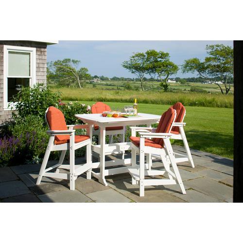 Seaside Casual - Adirondack Classic Bar Chair (061)