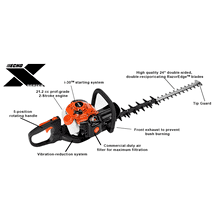 HC-2420 Double-Sided Hedge Trimmer ECHO X Series