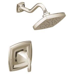 Voss polished nickel moentrol® shower only