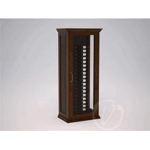 Metal Rack Wine Cabinet