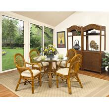 See Details - Antigua Oval Dining Table