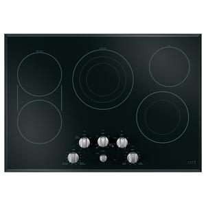 "Café 30"" Knob-Control Electric Cooktop Product Image"