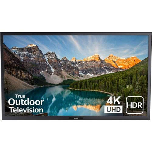 "43"" Veranda Outdoor LED HDR TV - Full Shade - 2160p - 4K UltraHD TV - SB-V-43-4KHDR-BL"