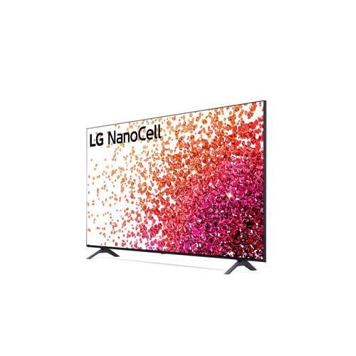"LG NanoCell 75 Series 2021 65 inch 4K Smart UHD TV w/ AI ThinQ® (64.5"" Diag)"