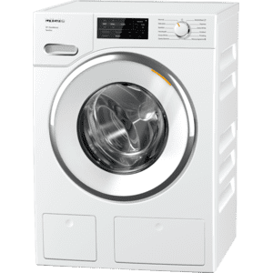 MieleWXF 660 WCS TDos - W1 Front-loading washing machine with TwinDos and Miele@home for smart laundry care and maximum convenience.