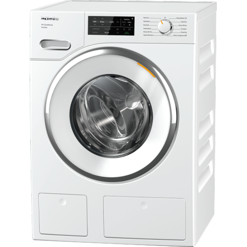 Miele - WXF 660 WCS TDos - W1 Front-loading washing machine with TwinDos and Miele@home for smart laundry care and maximum convenience.