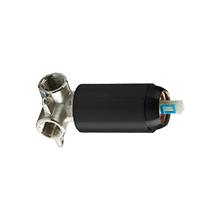 Pressure Balance Mixer valve only Black