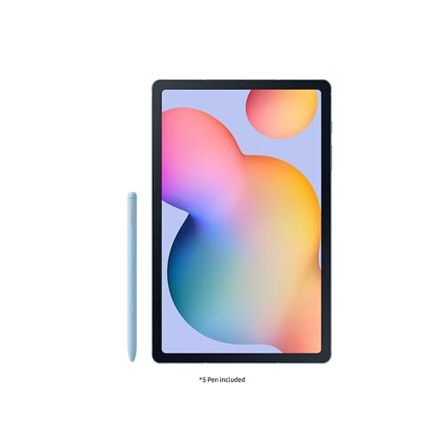 Galaxy Tab S6 Lite, 128GB, Angora Blue (Wi-Fi) S Pen included