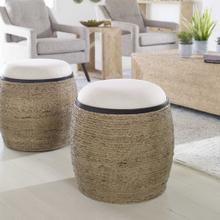 See Details - Island Accent Stool