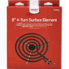 Smart Choice 8'' 4-Turn Surface Element, Fits Most Product Image