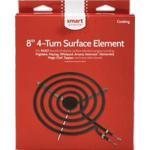 FrigidaireSmart Choice 8'' 4-Turn Surface Element, Fits Most