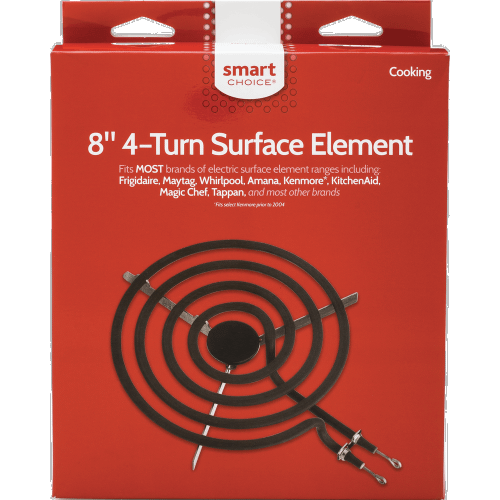 Frigidaire - Smart Choice 8'' 4-Turn Surface Element, Fits Most