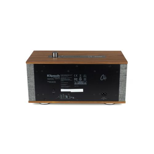 The One with Google Assistant Tabletop Stereo