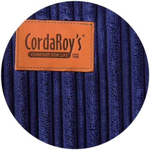 King Cover - Terry Corduroy - Navy Blue