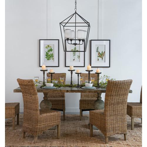 A & B Home - Algeria Chair