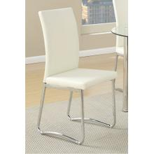 Augustine Dining Chair, White