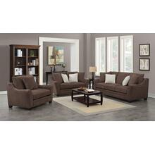 Ryland Sofa, Loveseat, 1.5 Chair Brown, U3871