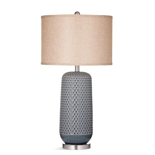Bassett Mirror Company - Ridge Table Lamp