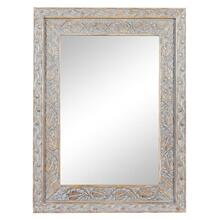 """WD RECT WALL MIRROR 35.5""""W, 48""""H"""