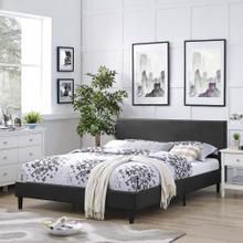 Anya Full Bed in Black